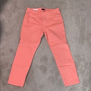 NYDJ Clarissa Ankle Colored Pants
